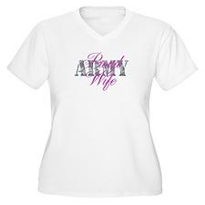 Proud Army Wife ACU T-Shirt