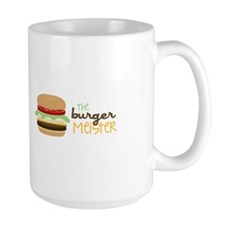 The Burger Meister Mugs