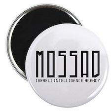 Mossad - Israeli Intelligence Agency Magnets