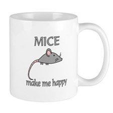 Mice Happy Mug