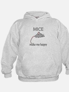 Mice Happy Hoodie
