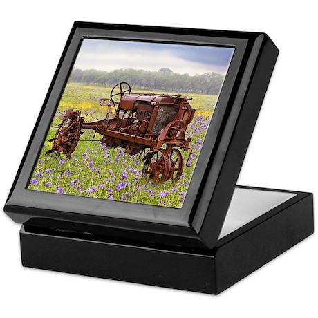 """Harvest Memories"" - Keepsake Box"