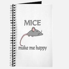 Mice Happy Journal