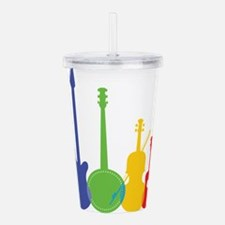 Instruments Color Acrylic Double-wall Tumbler