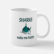 Shark Happy Mug