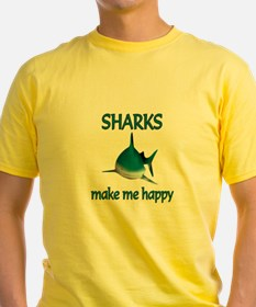 Shark Happy T