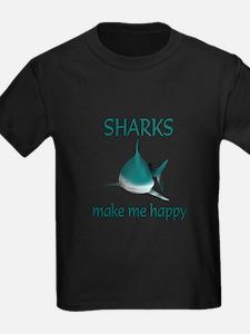 Shark Happy T