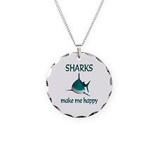 Shark Happy Necklace
