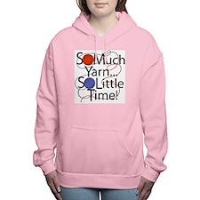 So Much yarn Women's Hooded Sweatshirt