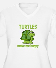 Turtle Happy T-Shirt