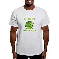 Turtle Happy T-Shirt