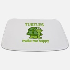 Turtle Happy Bathmat
