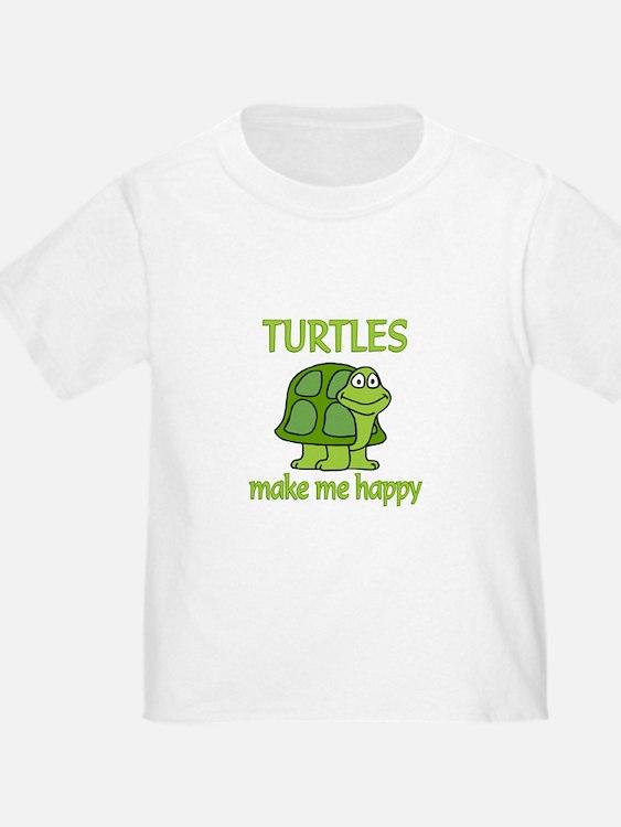 Turtle Happy T