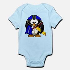 Penguin-Cartoon 014 Body Suit