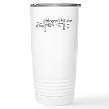 Shakespeare macbeth Travel Mug