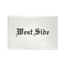 West Side Rectangle Magnet
