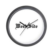 West Side Wall Clock