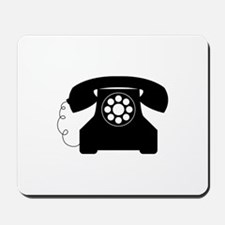 Old Style Telephone Mousepad