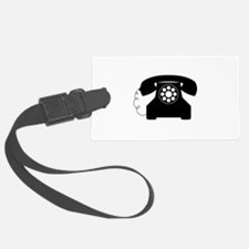 Old Style Telephone Luggage Tag