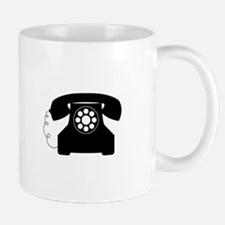 Old Style Telephone Mugs