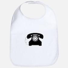 Old Style Telephone Bib