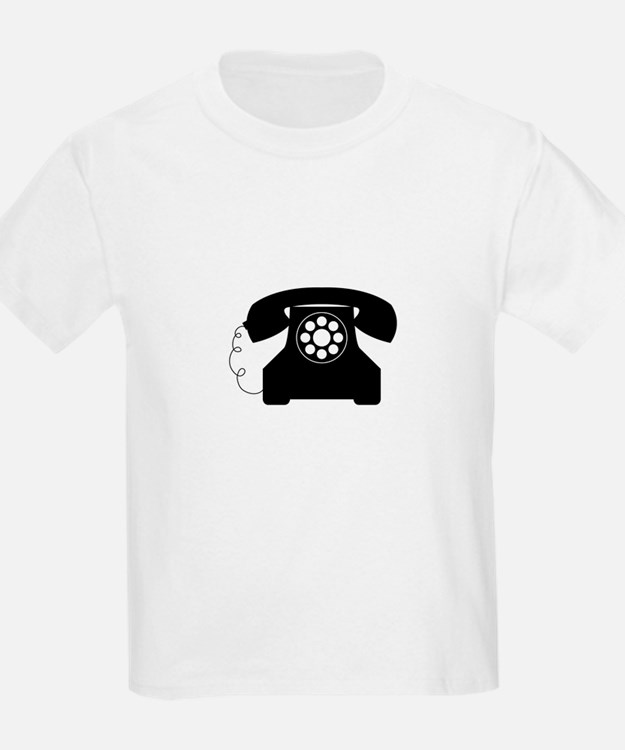 Old Style Telephone T-Shirt