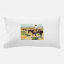 Funny Cowboy Pillow Case