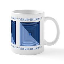 Pyramid Hallway Mug
