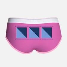 Pyramid Hallway Women's Boy Brief