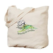 Carmel by the Sea Otter Tote Bag