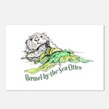 Carmel Sea Otter Postcards (Package of 8)