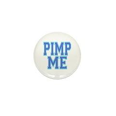 Pimp Me Mini Button (10 pack)