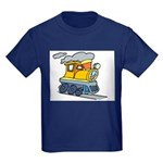 Toy Train Kids Dark T-Shirt