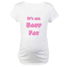 Baby Fat Pink Shirt