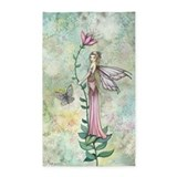 Butterfly and fairy 3x5 Rugs