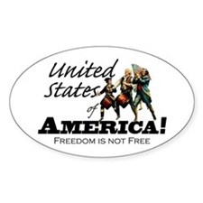 The American Revolution Decal