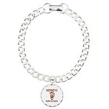 Monkey Happy Bracelet