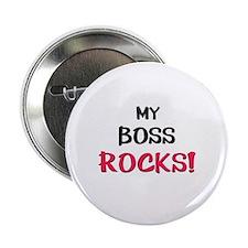 My BOSS ROCKS! Button
