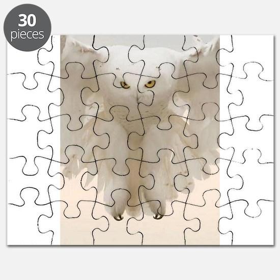Unique Ghost Puzzle