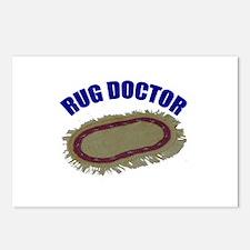 Rug Doctor Postcards (Package of 8)