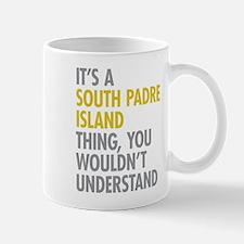 South Padre Island Thing Mug