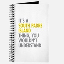 South Padre Island Thing Journal
