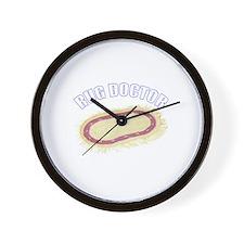 Rug Doctor Wall Clock