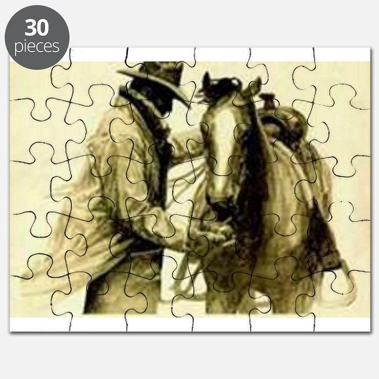 Cute Cowboy Puzzle