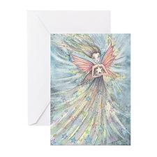 Arianna's Twinkling Star Fairy Fantasy Art Greetin