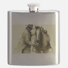 Cute Horse Flask