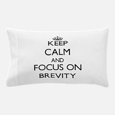 Unique Brevity Pillow Case