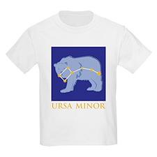 Ursa Minor Constellation T-Shirt