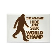 BIGFOOT - THE ALL-TIME HIDE & SEEK WORLD CHAMP Mag