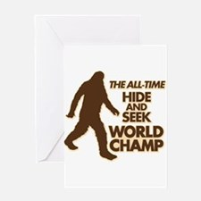 BIGFOOT - THE ALL-TIME HIDE & SEEK WORLD CHAMP Gre